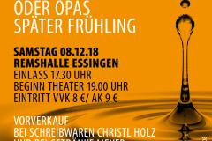 Theater 2018 Die Liebestropfen
