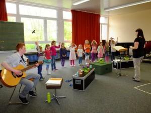 Mini-Konzert 2013